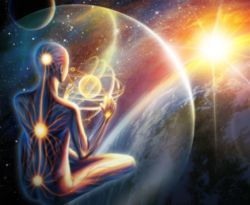 Сильное энергетическое поле человека