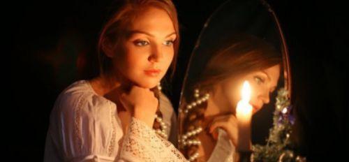 Гадание на зеркале на суженого