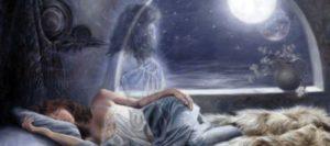 Как попасть в осознанное сновидение