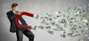 как быстро привлечь деньги
