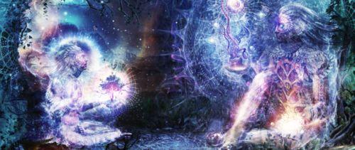 Выход из тела в астрал